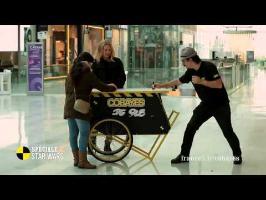 Cobayes de rue: La force - On n'est pas que des Cobayes!