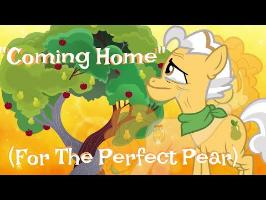 Coming Home Parody (For The Perfect Pear) AshleyH