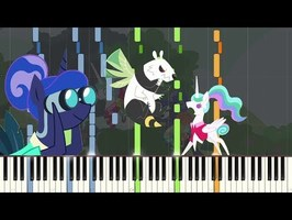 Lotta Little Things - MLP:FIM - Synthesia [Piano Tutorial]