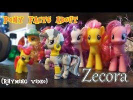 Pony Facts about Zecora