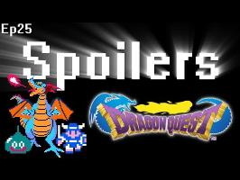 Spoilers - Dragon Quest 1