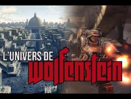 l'Univers de WOLFENSTEIN !