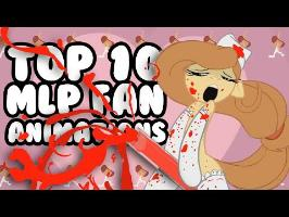 Top 10 My Little Pony Fan Animations