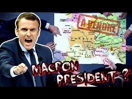 Macron Président : Quel avenir pour la France ? Solution du désespoir.