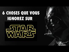 6 Choses que vous ignorez sur Star Wars - ABS#14