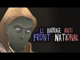 Le barrage anti-Front National - ACTU ANIMÉE #12