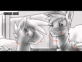 Animatic: Scena 02 - (Fragment) ENG Subtitles