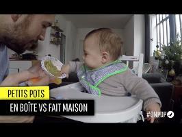 Petit pot pour bébé : faut-il le faire maison ?