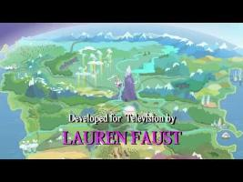 My Little Pony Intro (In The Style of Lois and Clark: The New Adventures of Superman)