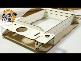 La mécanique - Laser Diode #2 - DIY - Monsieur Bidouille