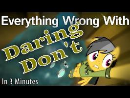(Parody) Everything Wrong With Daring Don't in 3 Minutes
