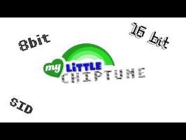 Luna's Future - Chiptune 8-bit Remix