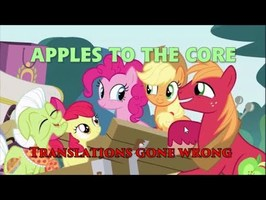 Apples to the Core - Translations gone wrong