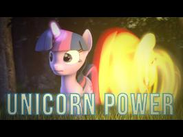 Unicorn Power [SFM] (60FPS Shot)
