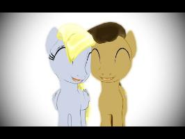 [MMDxMLP] A Derpy Love Story-Animation