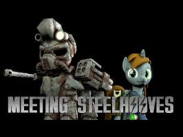 [SFM Ponies] Fallout: Equestira - Meeting Steelhooves