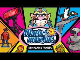 WARIO WARE INC, les références à Nintendo - POINT NINTENDO