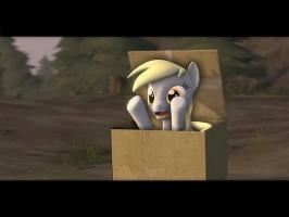 Poni in a box [SFM] by Tohino