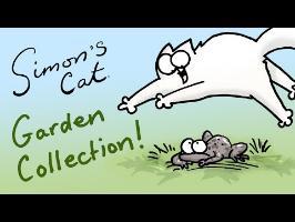 Simon's Cat - Garden Collection
