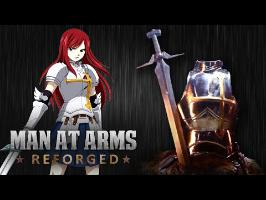 Erza Scarlet's Sword & Armor (Fairy Tail) - MAN AT ARMS: REFORGED