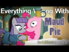 (Parody) Everything Wrong With Maud Pie in 4 Minutes or Less