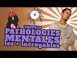 TOP 10 des PATHOLOGIES MENTALES les plus incroyables feat. Khertanis