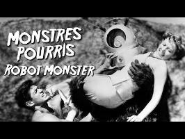 ROBOT MONSTER - Monstres Pourris 4/11
