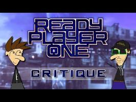 CRITIQUE de READY PLAYER ONE (spoilers) feat. Le Marque-Page