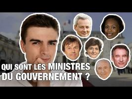 Qui sont les ministres du nouveau gouvernement ? ????