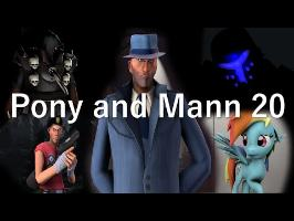 [SFM Ponies] Pony and Mann 20