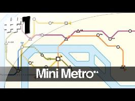 Paris - Ep.1 Mini Metro