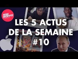 Poutine, Apple, Pérou, Jérusalem... Les 5 actus de la semaine #10