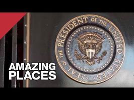 The US President's Bulletproof Railcar