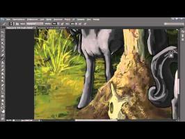 MLP Time-Lapse by Koviry (Koviry Lortuarim)