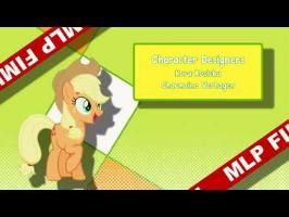 MLP FiM - Working!! Opening Crossover