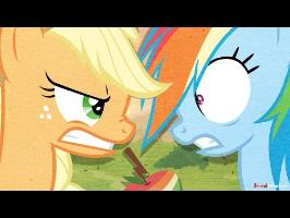 MLP:FIM [Animation] Apple Thief