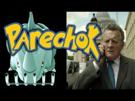 Parechok, le Pokemon Legendaire