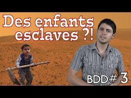 Des enfants esclaves sur Mars ?! - BDD#3