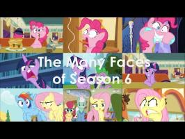 The Many Faces of Season 6