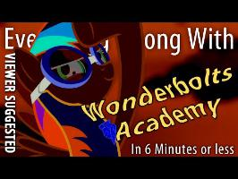 (Parody) Viewer Suggested: Everything Wrong With Wonderbolts Academy in 6 Minutes or Less