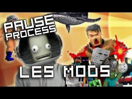 PAUSE PROCESS #18 Les Mods