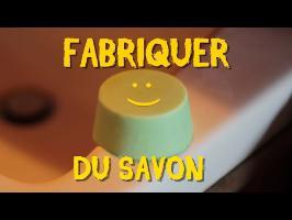 Expérience - FABRIQUER DU SAVON ! Dr Nozman