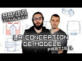 PAUSE PROCESS #30 La conception de Modèle