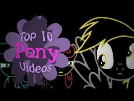 The Top 10 Pony Videos of January 2018