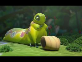 CGI 3D Animated Short HD: Sweet Cocoon - by ESMA