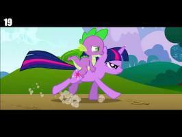 Errare Equuimanum Est ; Épisode 15 : Les sensations bizarres de Pinkie Pie