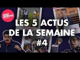 MARCHÉ AUX ESCLAVES, VENEZUELA, MACRON... RÉSUMÉ DES 5 ACTUS DE LA SEMAINE #4