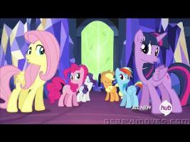 My Little Pony: Friendship is Magic - 'Let the Rainbow Remind You' Song