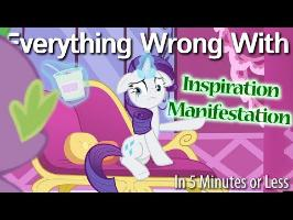(Parody) Everything Wrong With Inspiration Manifestation in 5 Minutes or Less