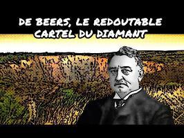 De Beers, le redoutable cartel du diamant